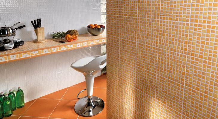 Rivestimento cucina effetto mosaico tropicana rivestimenti cucina pinterest kitchen - Mosaico rivestimento cucina ...