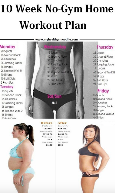 how to reduce weight in week at home