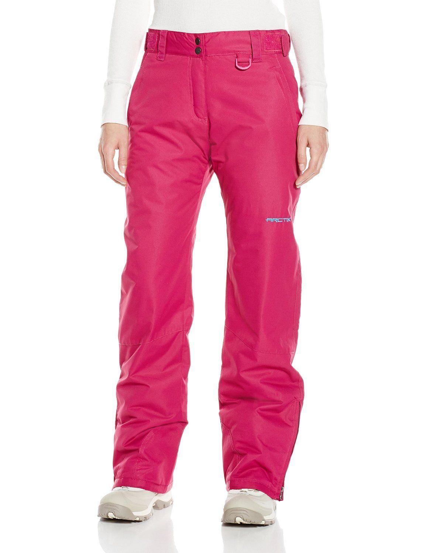98fe3a4870 Amazon.com  Arctix Women s Insulated Snow Pant  Sports   Outdoors ...
