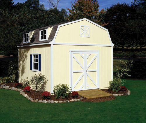 12 X 12 Sequoia Kit Only Menards Storage Shed Kits Shed Floor Wood Storage Sheds