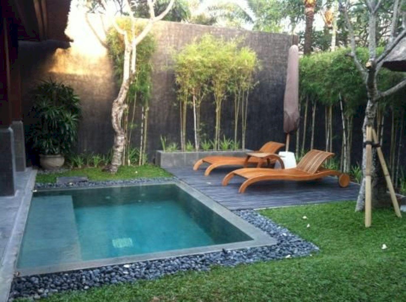 57 Fabulous Small Swimming Pool Ideas 57