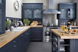 Картинки по запросу синяя кухня в стиле лофт ...