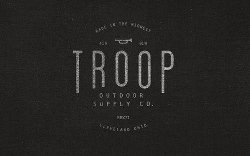 Troop by Justin Crutchley