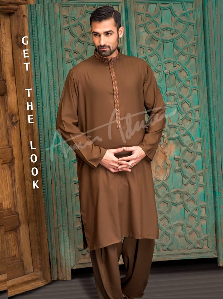 cccc138151 25 Latest Men's Eid Shalwar Kameez Designs For This Eid | Men Fashion,  Hairstyles, Lifestyle, Street Style | Shalwar kameez, Fashion, Men