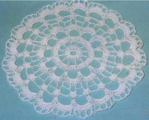 Maggie\'s Crochet · FREE Round Doily Pattern | Decorative Items ...