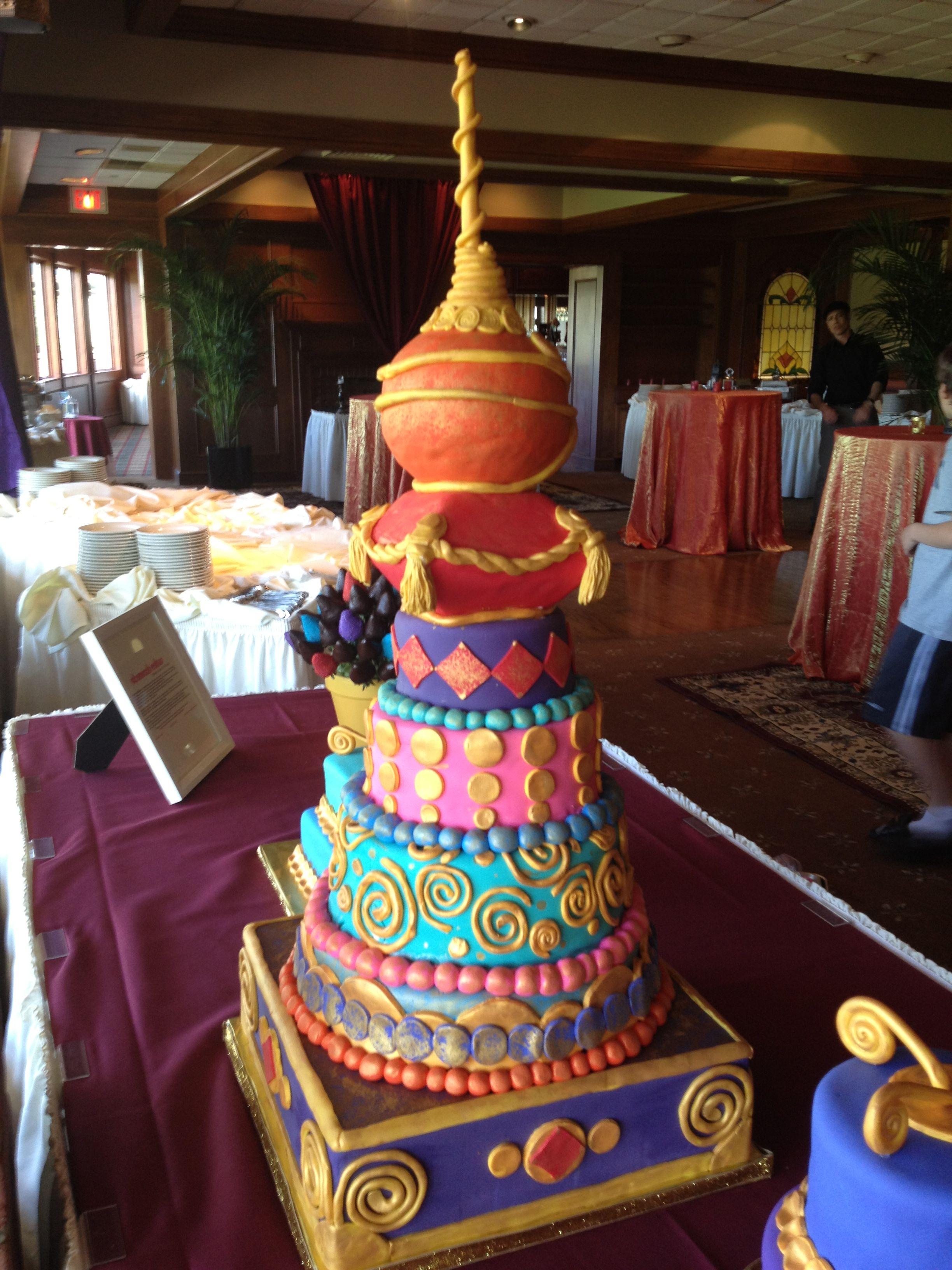 Caritas cake