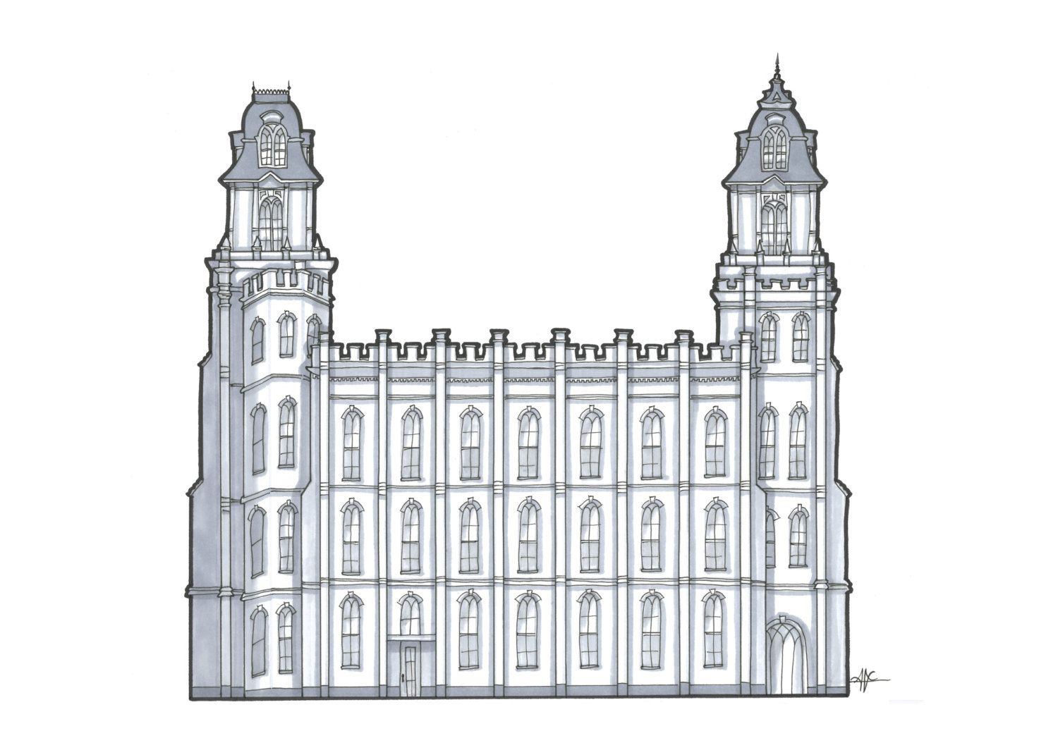 It's just a photo of Stupendous Temple Drawing Ideas
