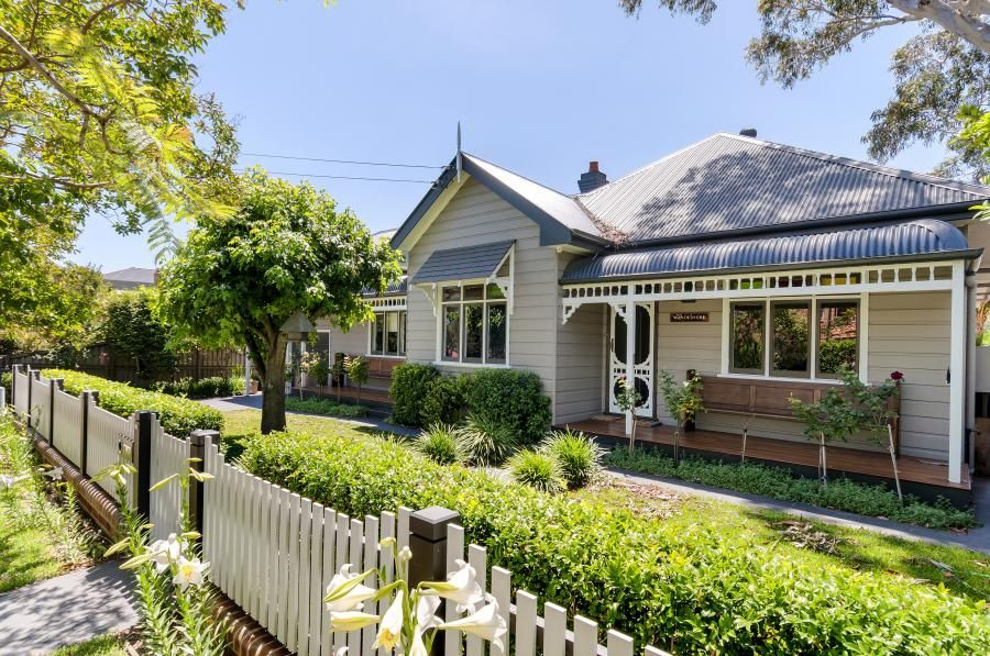 Exterior Colours Custom Mix By The Naked House Australian Federation House Ideas Pinterest