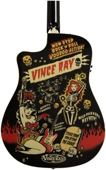 Fender/Vince Ray guitar......!!