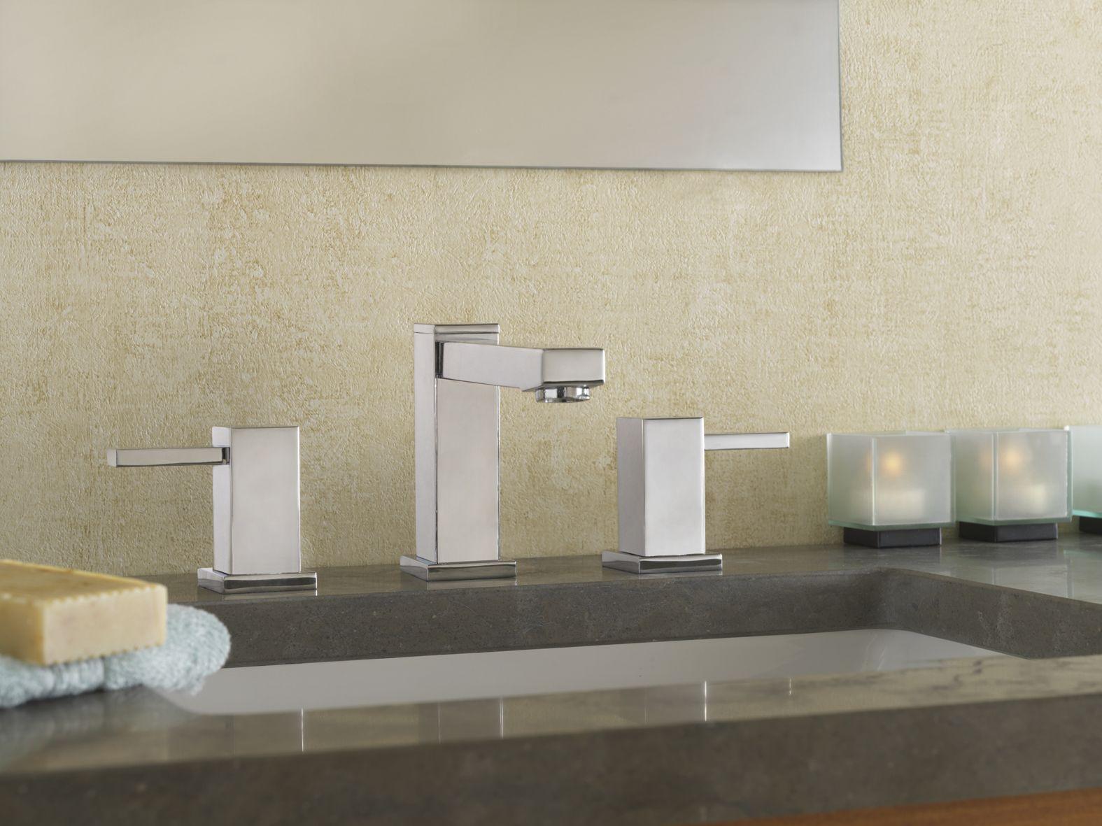 Danze Reef two handle widespread faucet! D304033   Danze in the ...