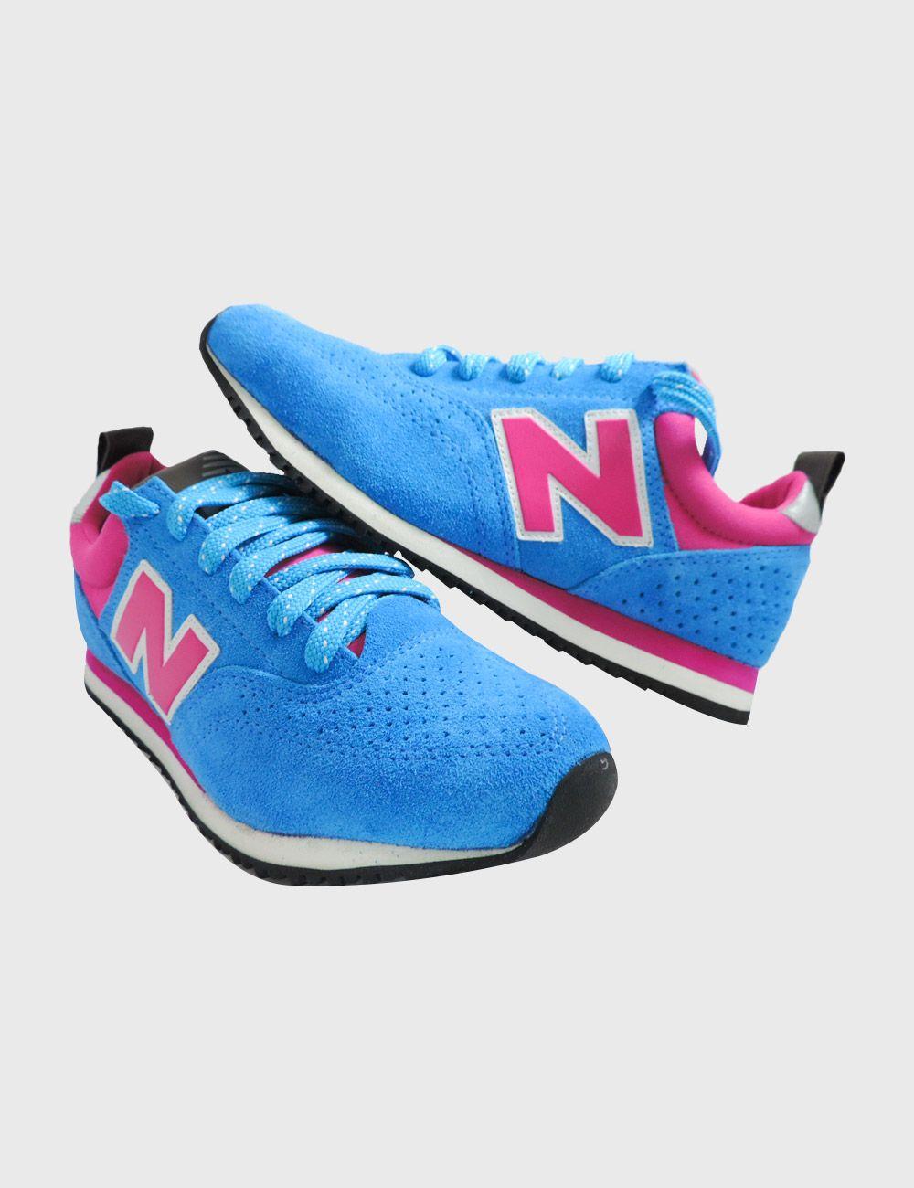 new balance 600c preto e rosa