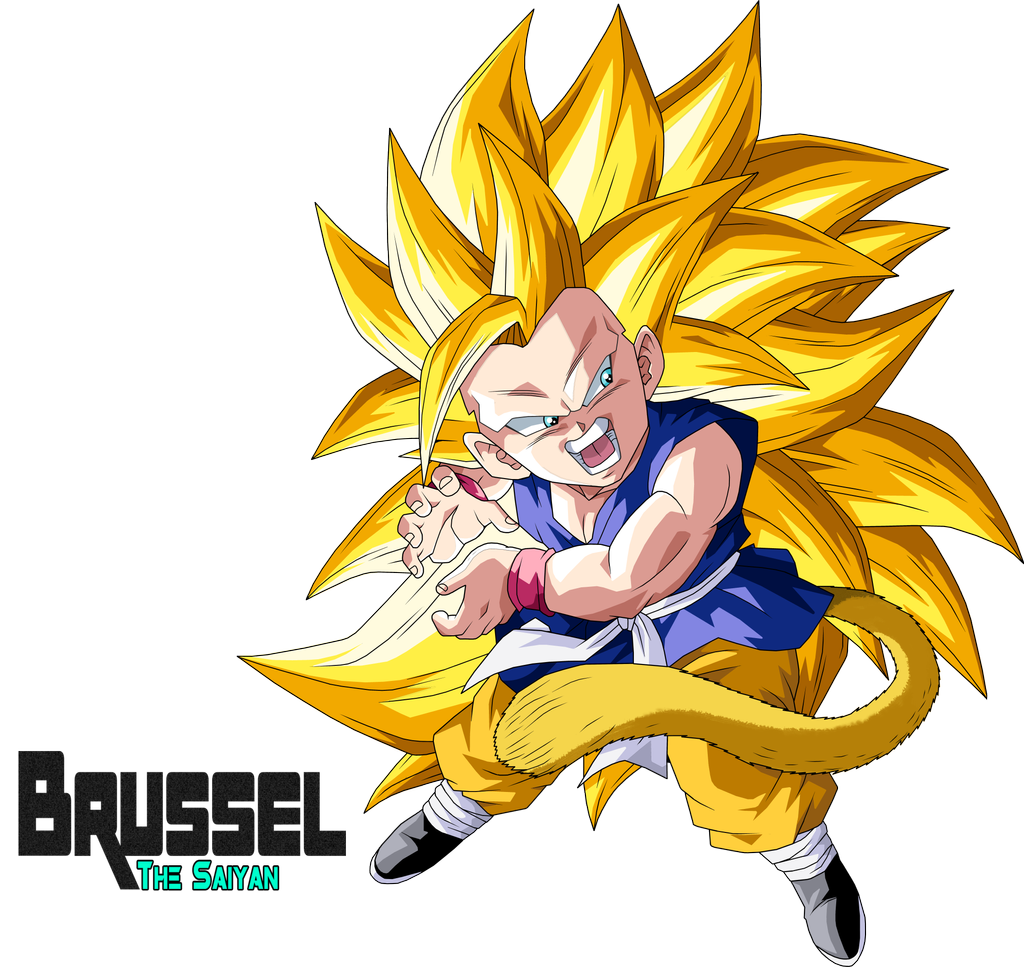 Super Saiyan 3 Goku Gt By Brusselthesaiyan On Deviantart Dragon Ball Super Manga Dragon Ball Image Dragon Ball Super