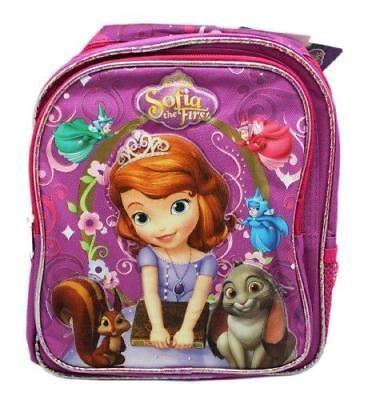fafa485ac6c Disney Little Princess Sofia the First Fairy 10 Mini Toddler Backpack (eBay  Link)