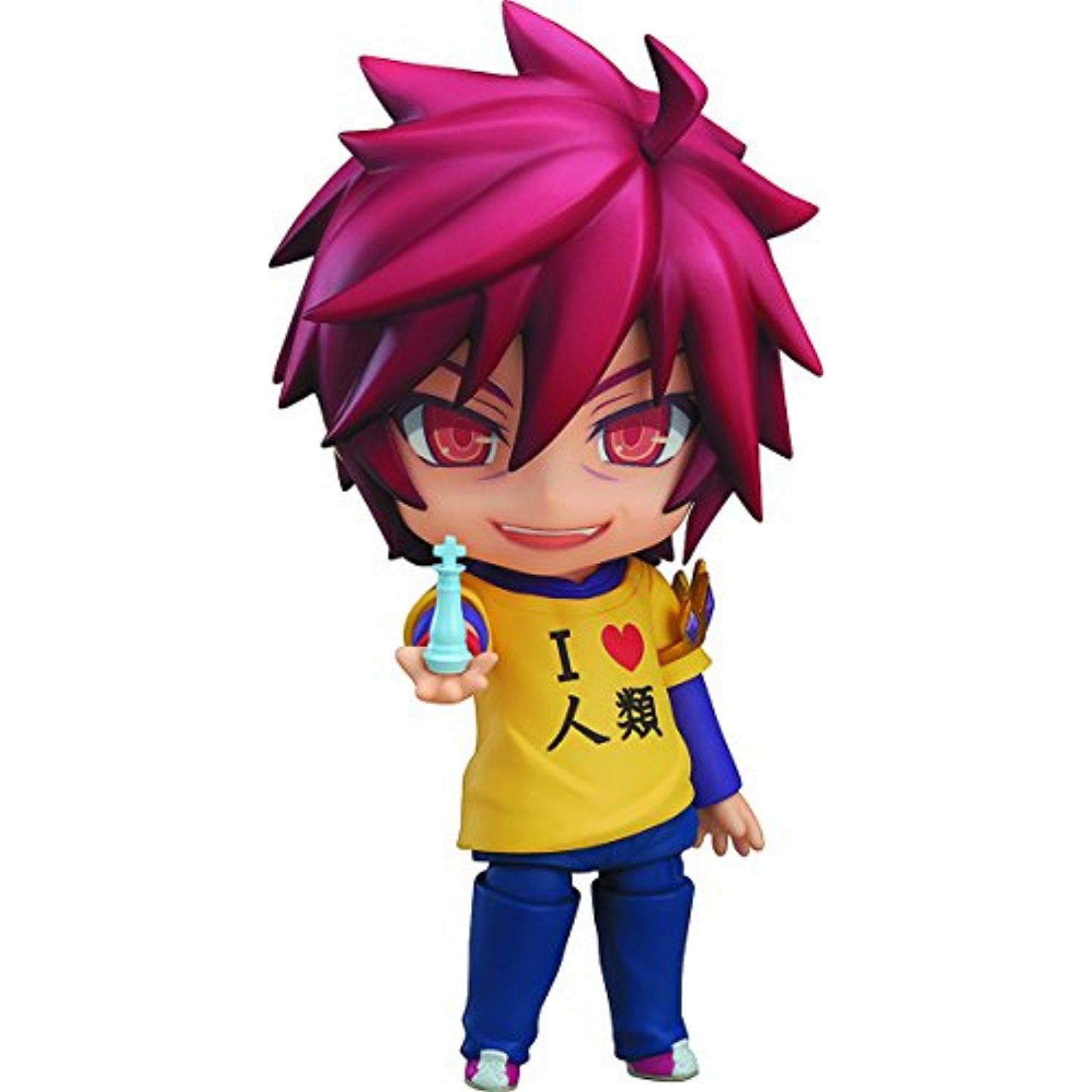 Good Smile No Game No Life Sora Nendoroid Action Figure You Can Find More Details By Visiting The Imag Nendoroid No Game No Life Anime Figurines