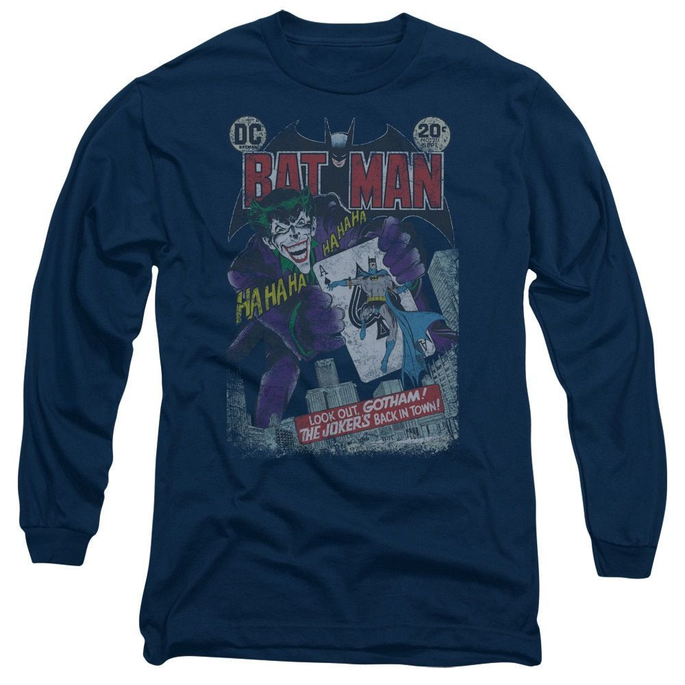 Graffiti Adult Crewneck Sweatshirt Joker