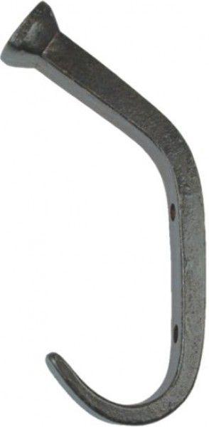 rostig patiniert Garderobenhaken Eisen
