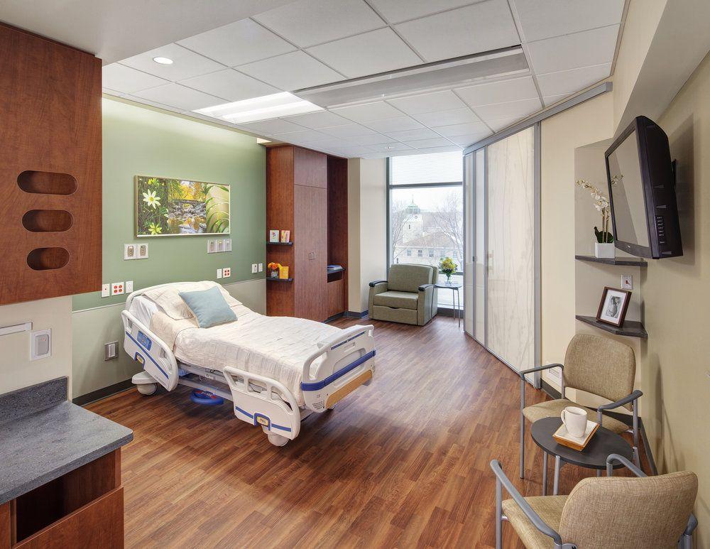 St. Elizabeth Hospital Fremont Bed Tower New beds