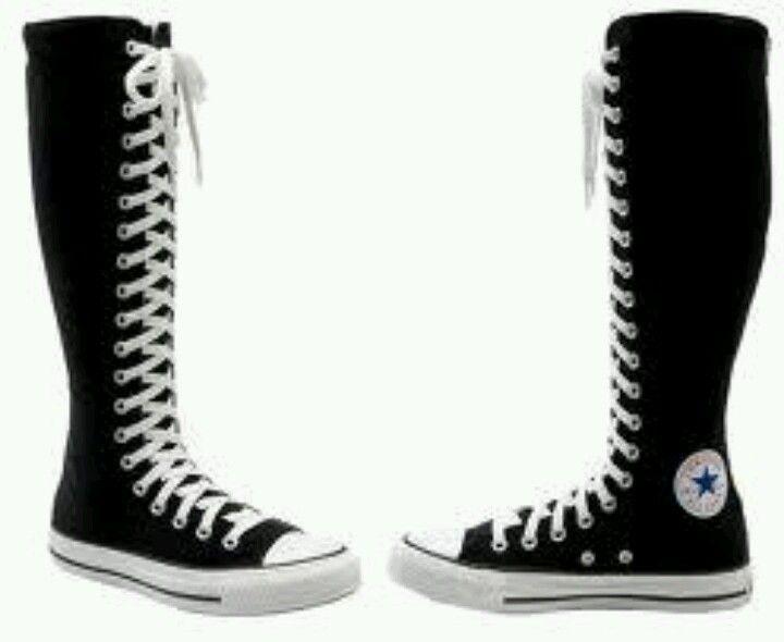 chaussures converse boot femme