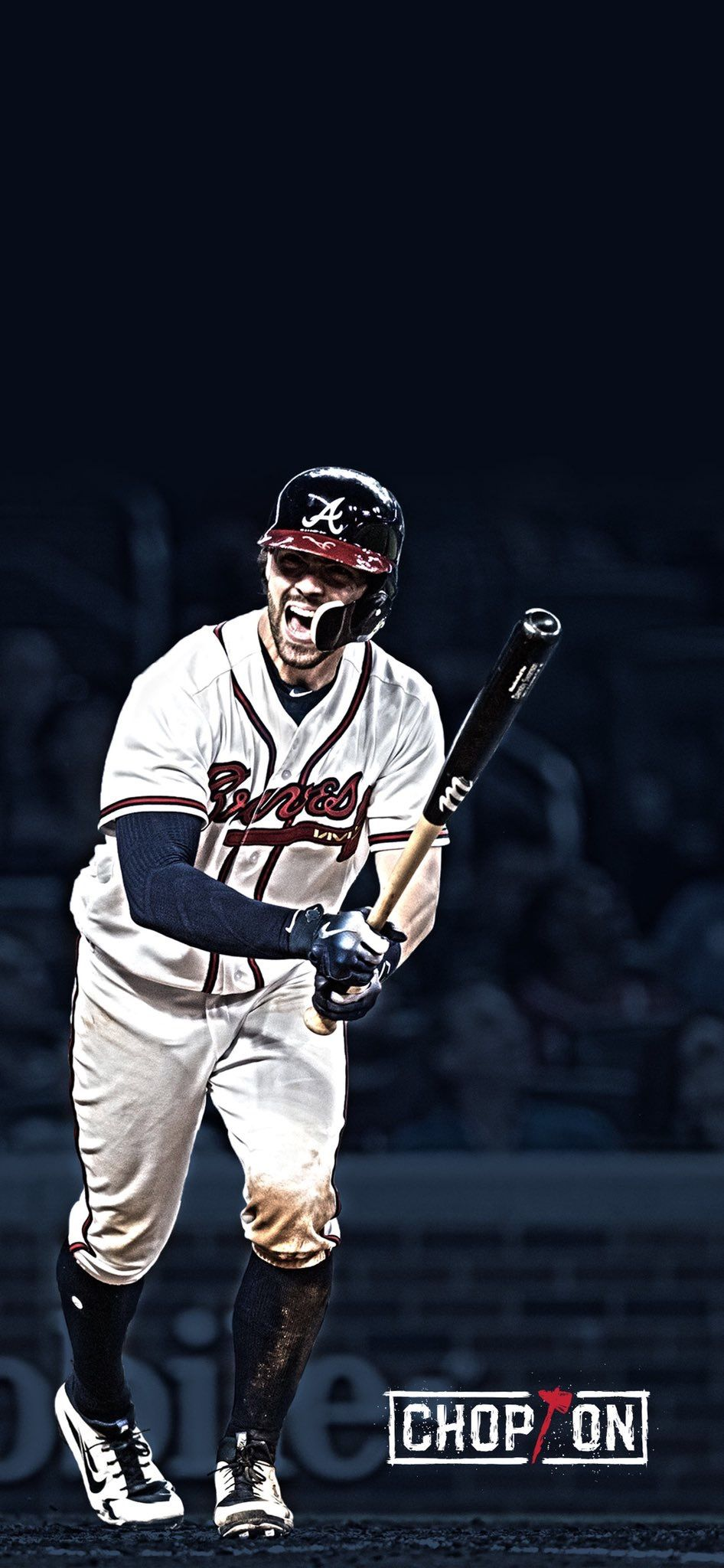 Pin By Kevin Fritts On Atlanta Braves Atlanta Braves Braves Baseball Braves