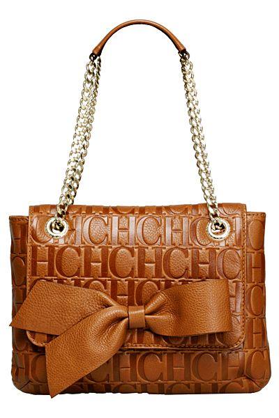 Carolina Herrera bag... I think it would make an excellent ...