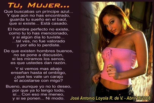 04 Tú, Mujer... (18-04-2008)