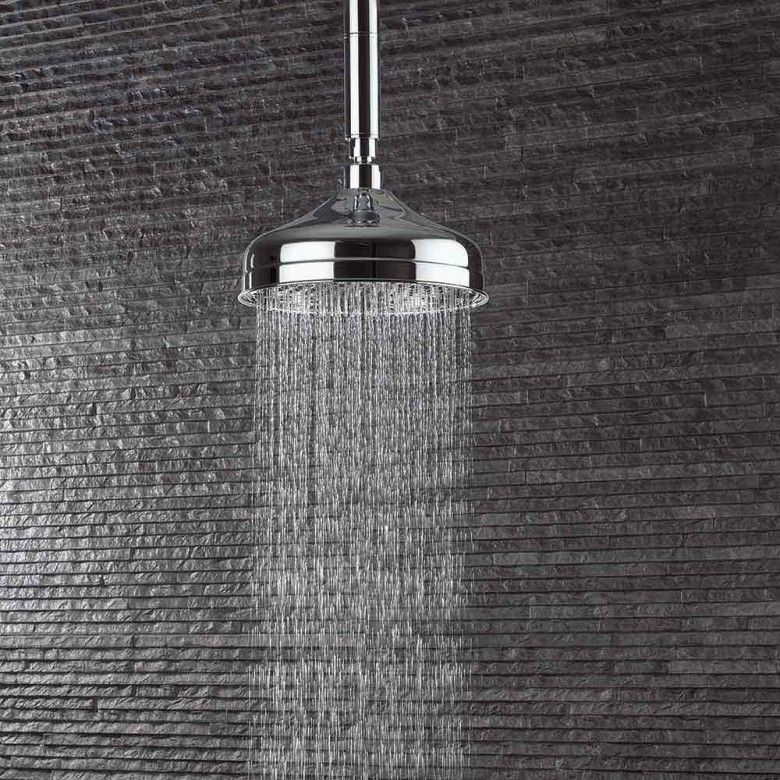 Crosswater belgravia fixed shower head fixed shower head
