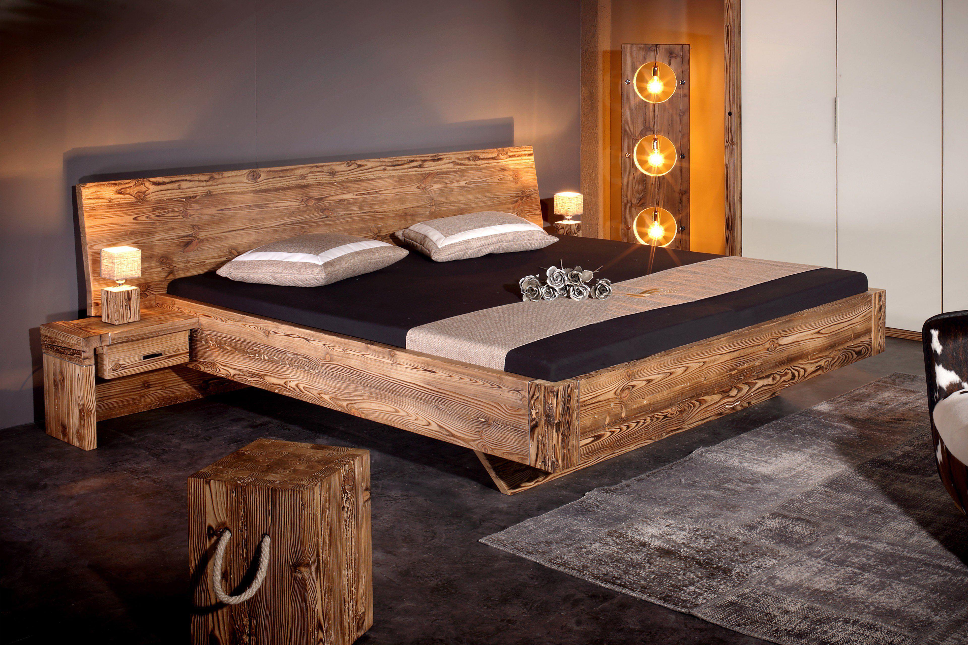 Tolle Betten Aus Massivholz Zuhause Bett Massivholz Zimmer