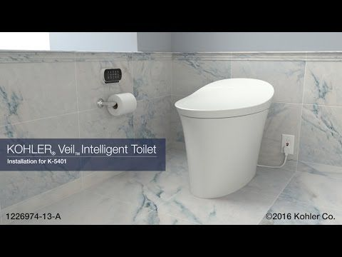Strange The K 5401 One Piece Toilet Offers Optimum Hygiene And Andrewgaddart Wooden Chair Designs For Living Room Andrewgaddartcom
