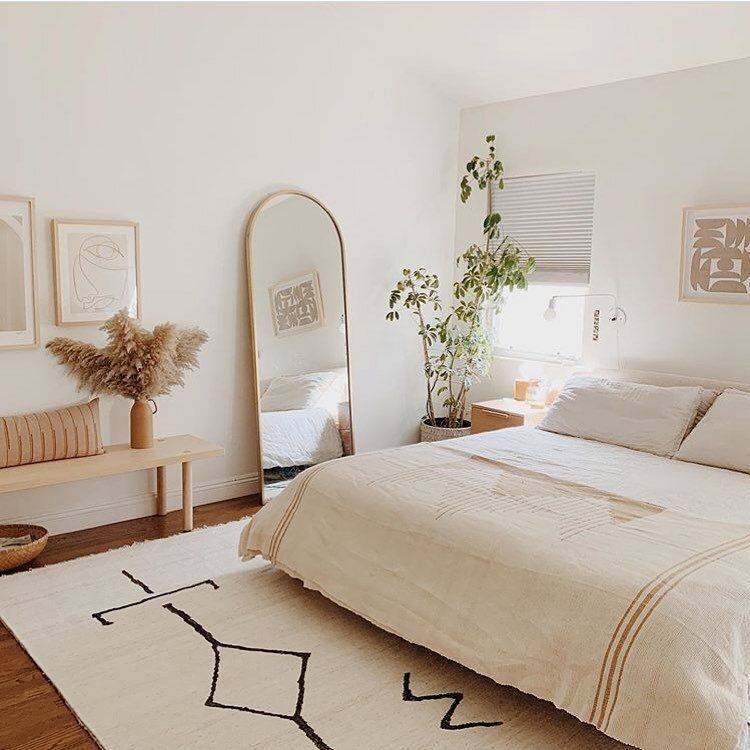 The List Issue 01 | Arch + Half Moon Mirrors - Hello Lovely Living #bedroom