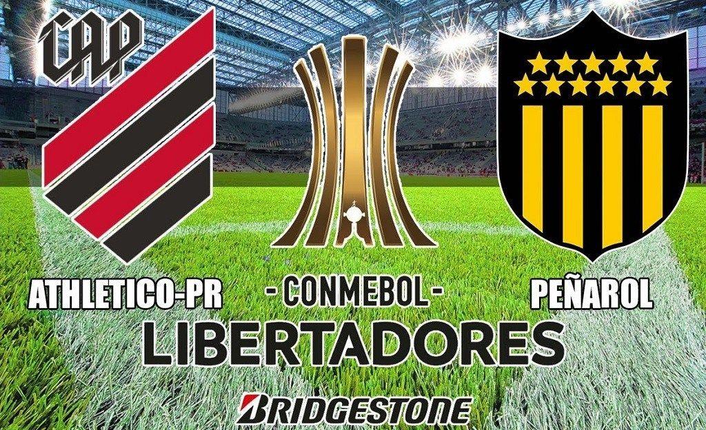 Resultado de imagem para Athletico-PR x Peñarol
