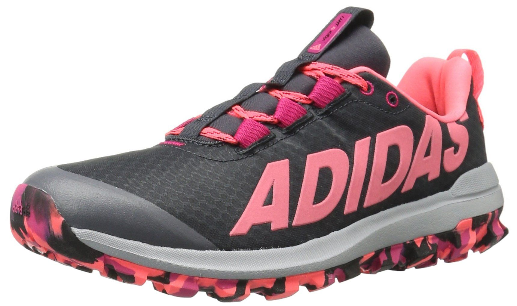 05a4992cd9c94 adidas Performance Womens Vigor 6 Womens Trail Running Shoe Grey Pink Pink  10.5 M US     Read more reviews of the product by visiting the link on the  image.