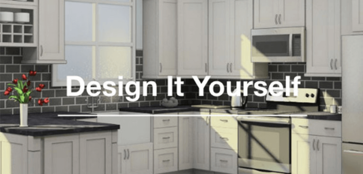 Design It Yourself With Our Interactive Diy Tool The Home Depot Design Assistant Kitchen Tools Design Elegant Kitchen Design Best Kitchen Designs