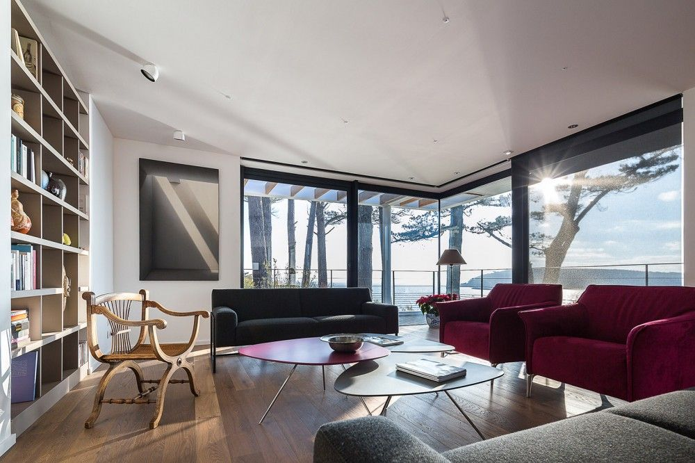 Gallery of House in Crozon Agence darchitecture Pierre