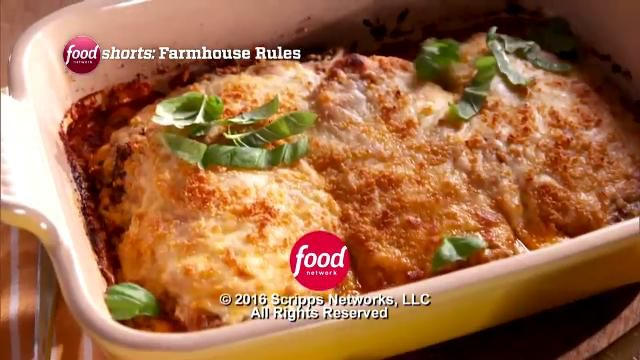 Chicken Parmesan Farmhouse Rules Farmhouse Rules Recipes Food Network Recipes Farmhouse Rules