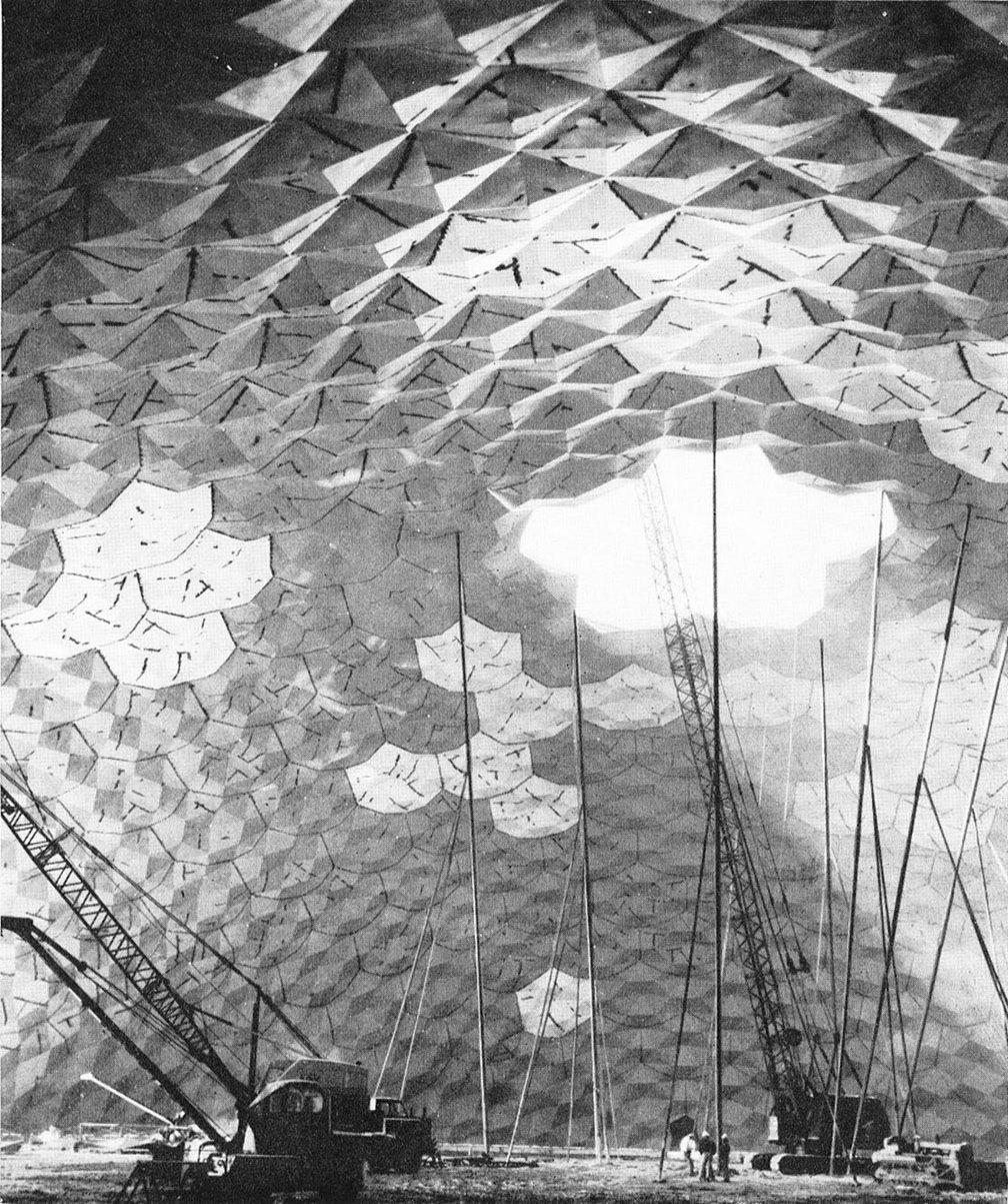 Louisiana Dome House: Buckminster Fuller's Union Tank Car Dome In Louisiana