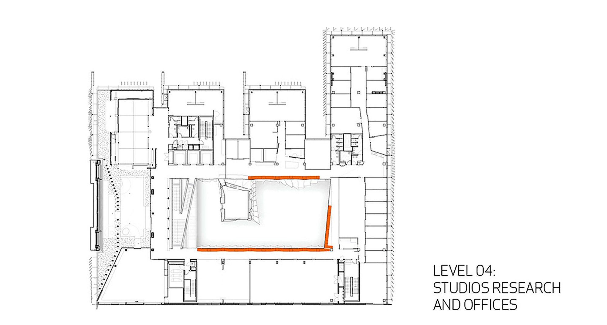Architecture School Plan gallery of melbourne school of design university of melbourne