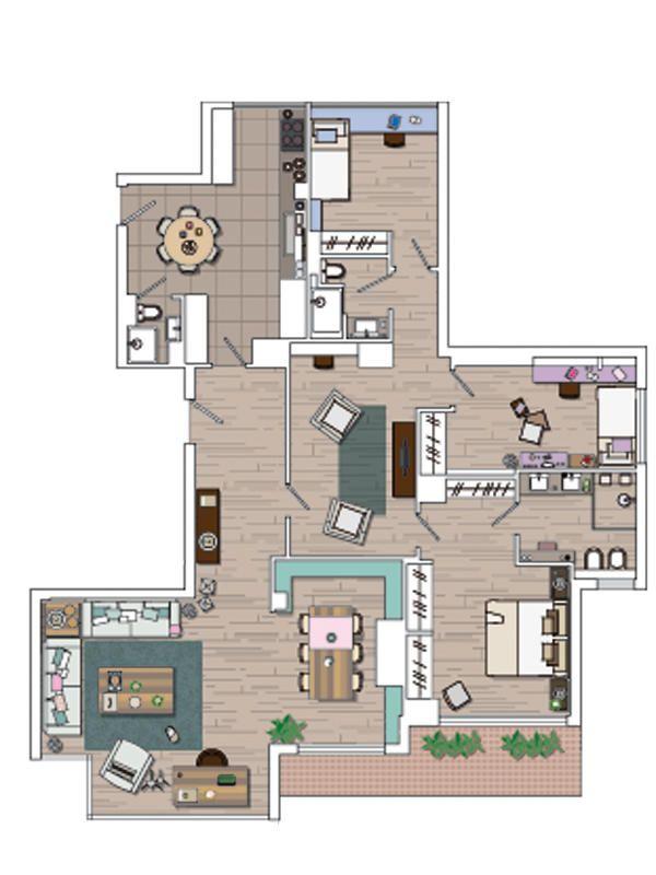 Una casa amplia con espacio para todos House, Future house and Condos