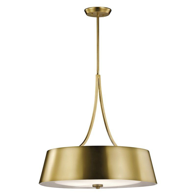 Kichler maclain 43742nbr pendant light from hayneedle com
