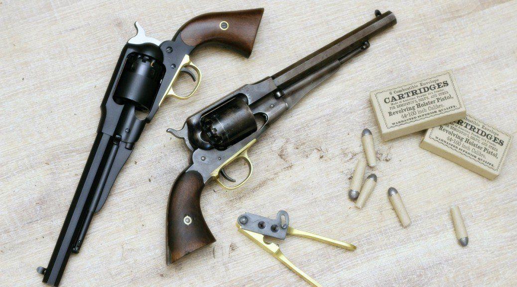 caplock revolver loaded - Google Search | Old Guns | Guns, Hand guns