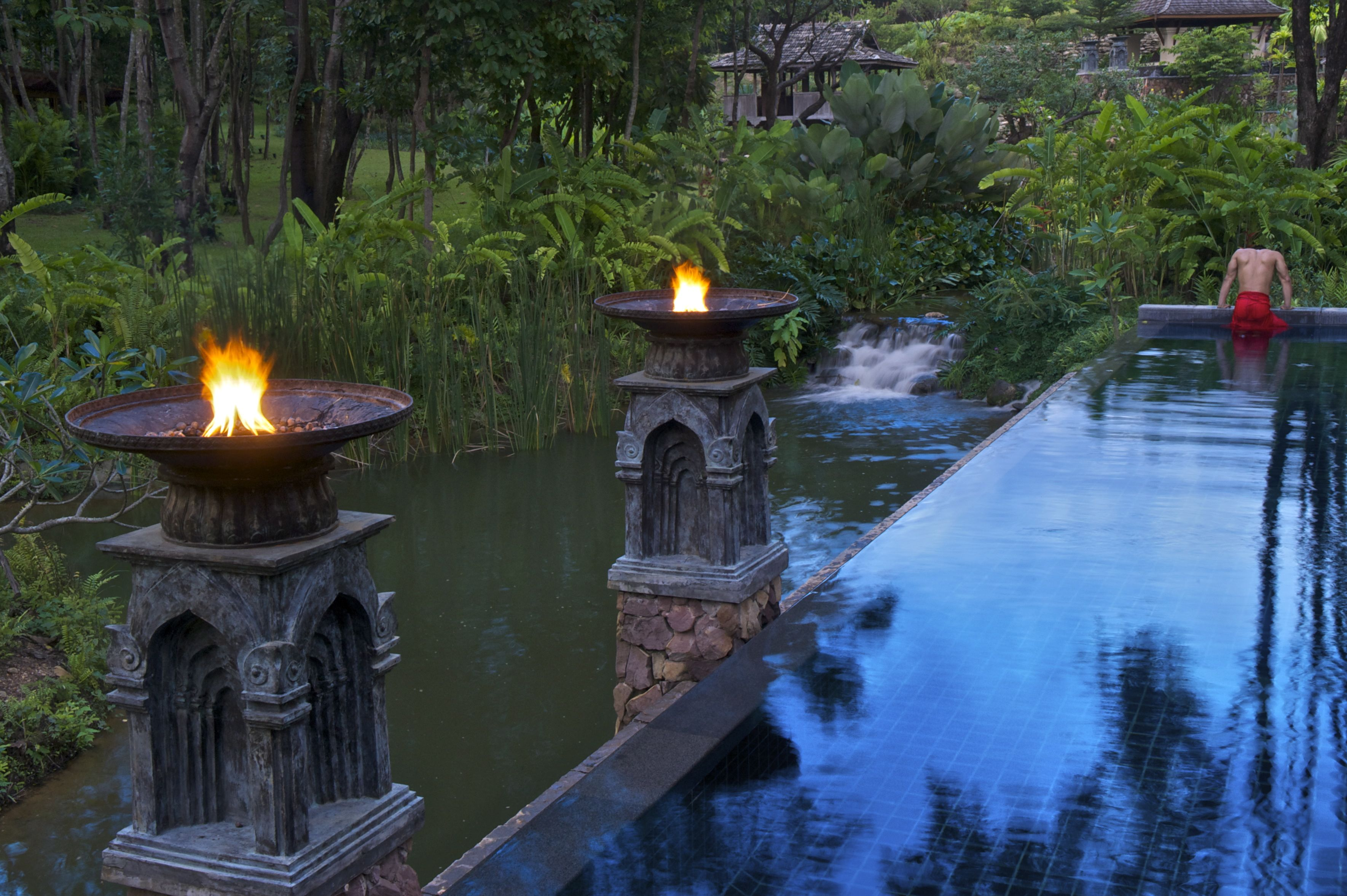 Four Seasons Resort At Chiang Mai, Thailand Designed By Bensley