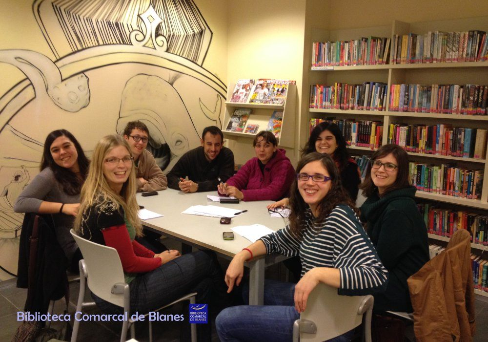 reunióCLJ #bibliojove