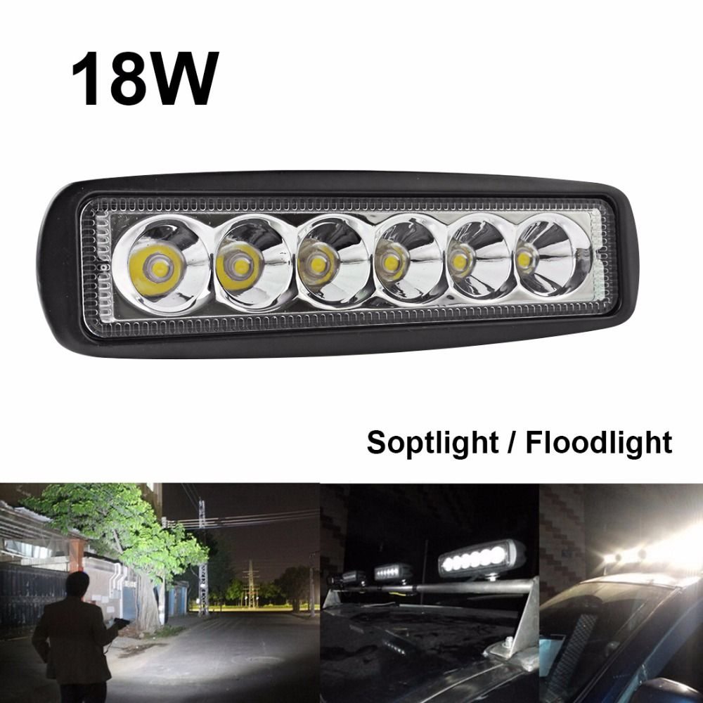 Sales 1550lm mini 6 18w work led light bar as work light for boat cheap led buy quality lamp for car directly from china car lamp suppliers sale mini 6 inch led work light bar off road car worklight lamp for auto aloadofball Image collections