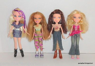 NEW Bratz So Stylish 4-Piece Fashion Pack Accessories ONLY-NO DOLLS ARE INCLUDED