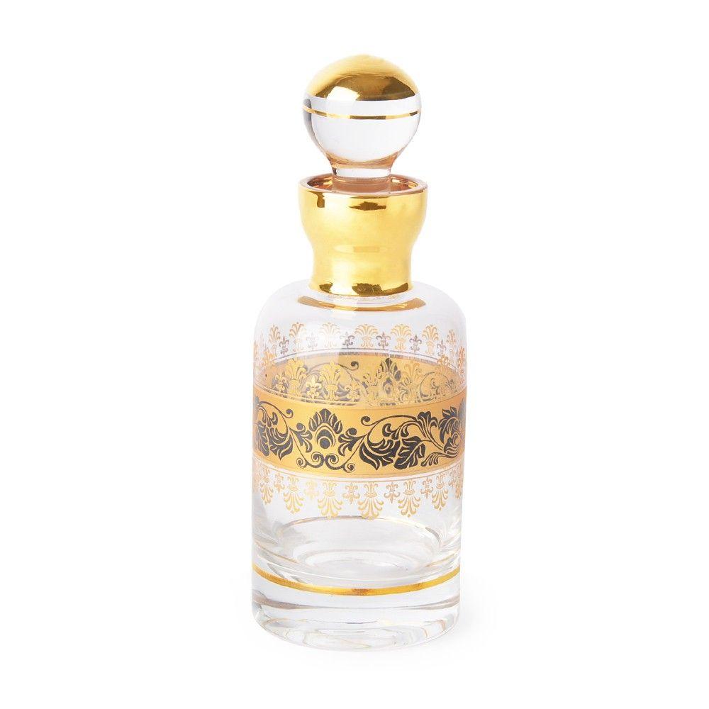 Source الفاخرة الذهب الحقيقي الزخرفية خمر فارغة زجاجة عطر دبي عالية الجودة زيت أساسي الزجاج On M Alibaba Com Perfume Bottles Bottle Perfume
