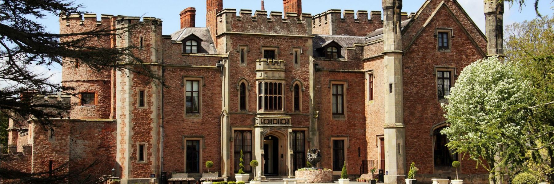 Castle Wedding Venue West Midlands