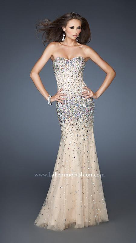 La Femme Prom Dresses