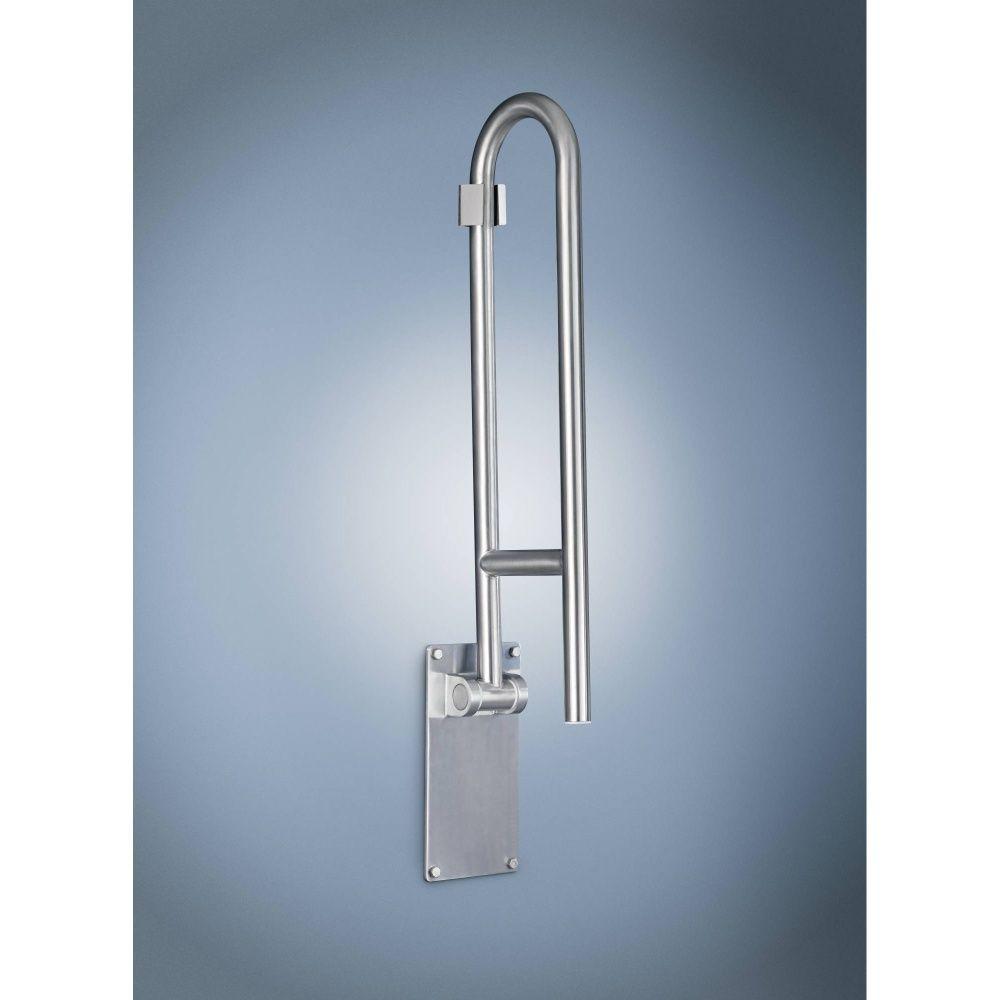 Moen R8960FD Universal Stainless Steel Grab Bars Bathroom ...