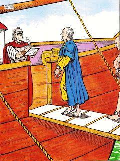 Apascentar os Pequeninos: Paulo (Lição 11)