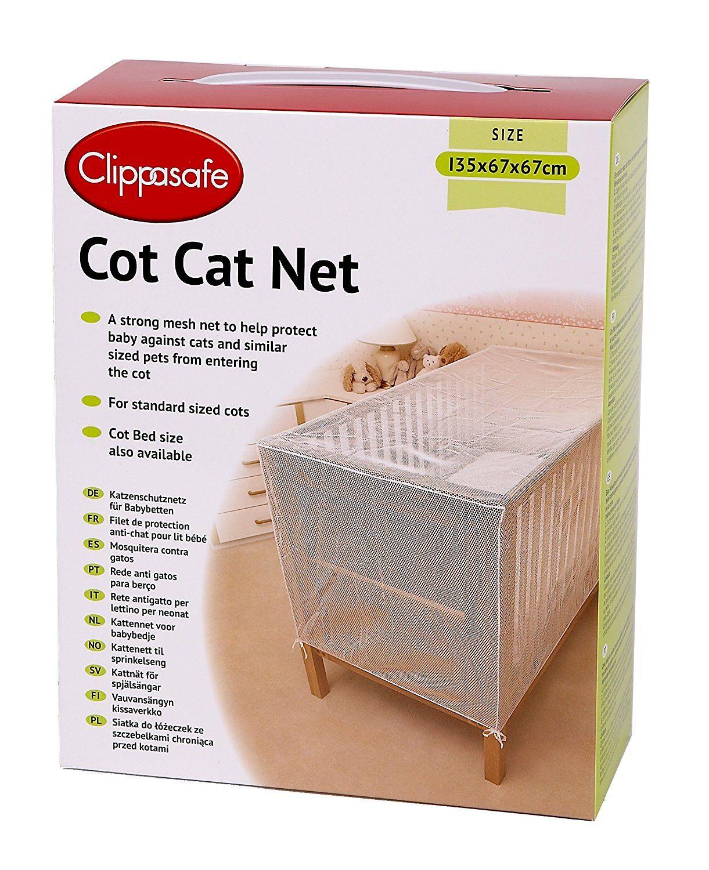 Clippasafe Cot Cat Net Amazon.co.uk Baby