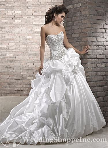 Order a Maggie Sottero Antoinette Bridal Gown at The Wedding Shoppe today